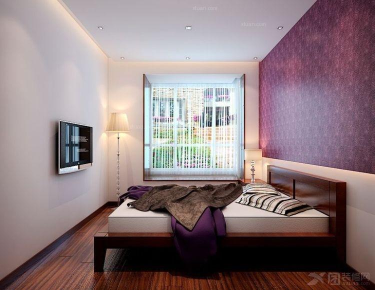 新中式二居室