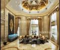 欧式奢华风格独栋别墅设计案例