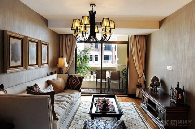 三居室西班牙风格