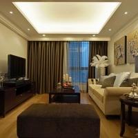 汇锦城91平米三居室现代简约