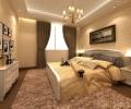 西郊半岛名苑145平米三居室欧式风格