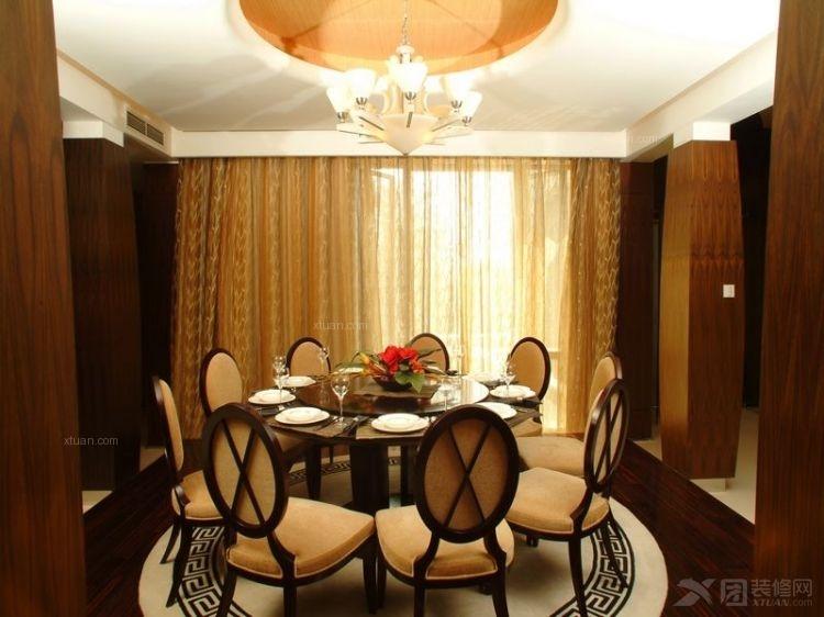 北京元洲装饰推荐自在香山别墅混搭风格设计