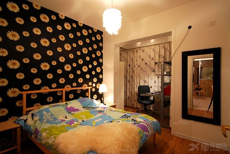 一室一厅混搭风格