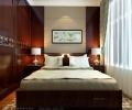 实创装饰-小敏18万装 -160平中式风格三居室