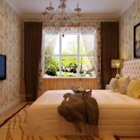 龙湖郦城两居室
