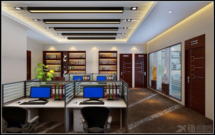 办公室 家居 起居室 设计 装修 750_471
