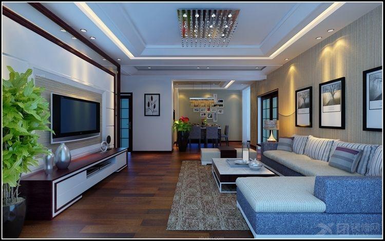 三室两厅现代简约
