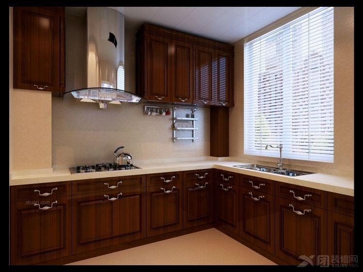 三室两厅厨房