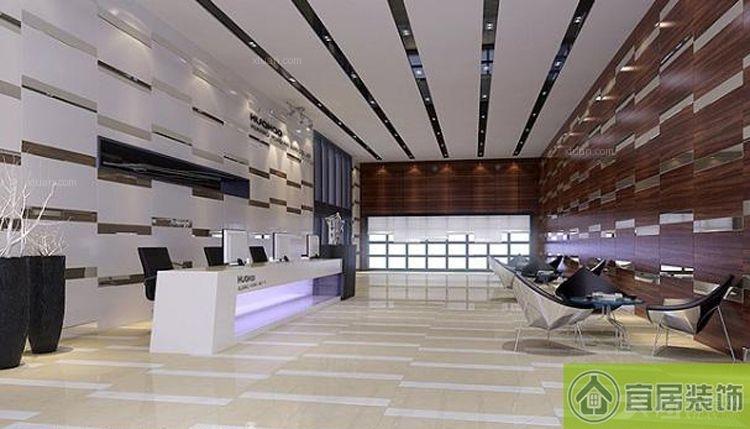 厂方改造办公区装饰工程