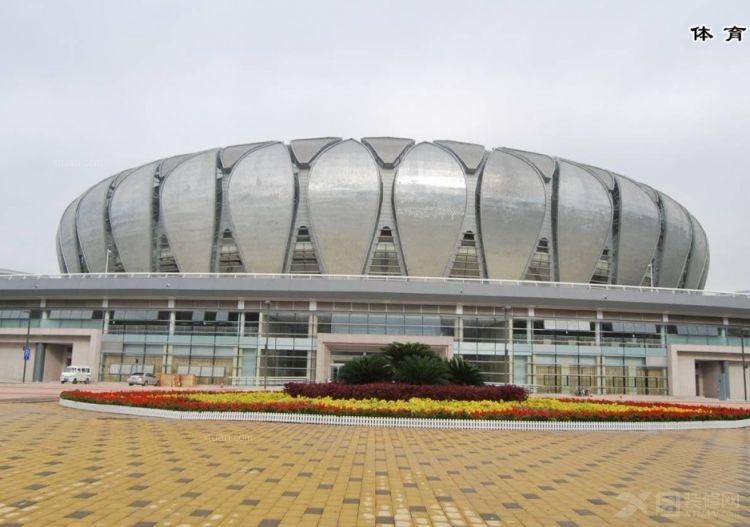 圆顶体育馆设计