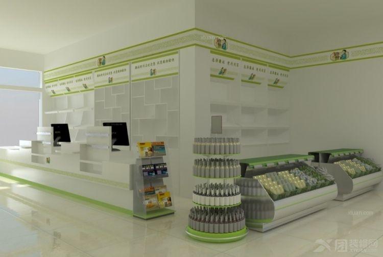 超市收银台设计