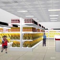 超市设计之儿童安全问题