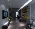 汇锦城141平米三居室简欧风格