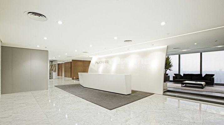意大利pire上海总部办公室装修效果图