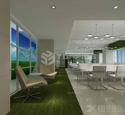 绿色办公室
