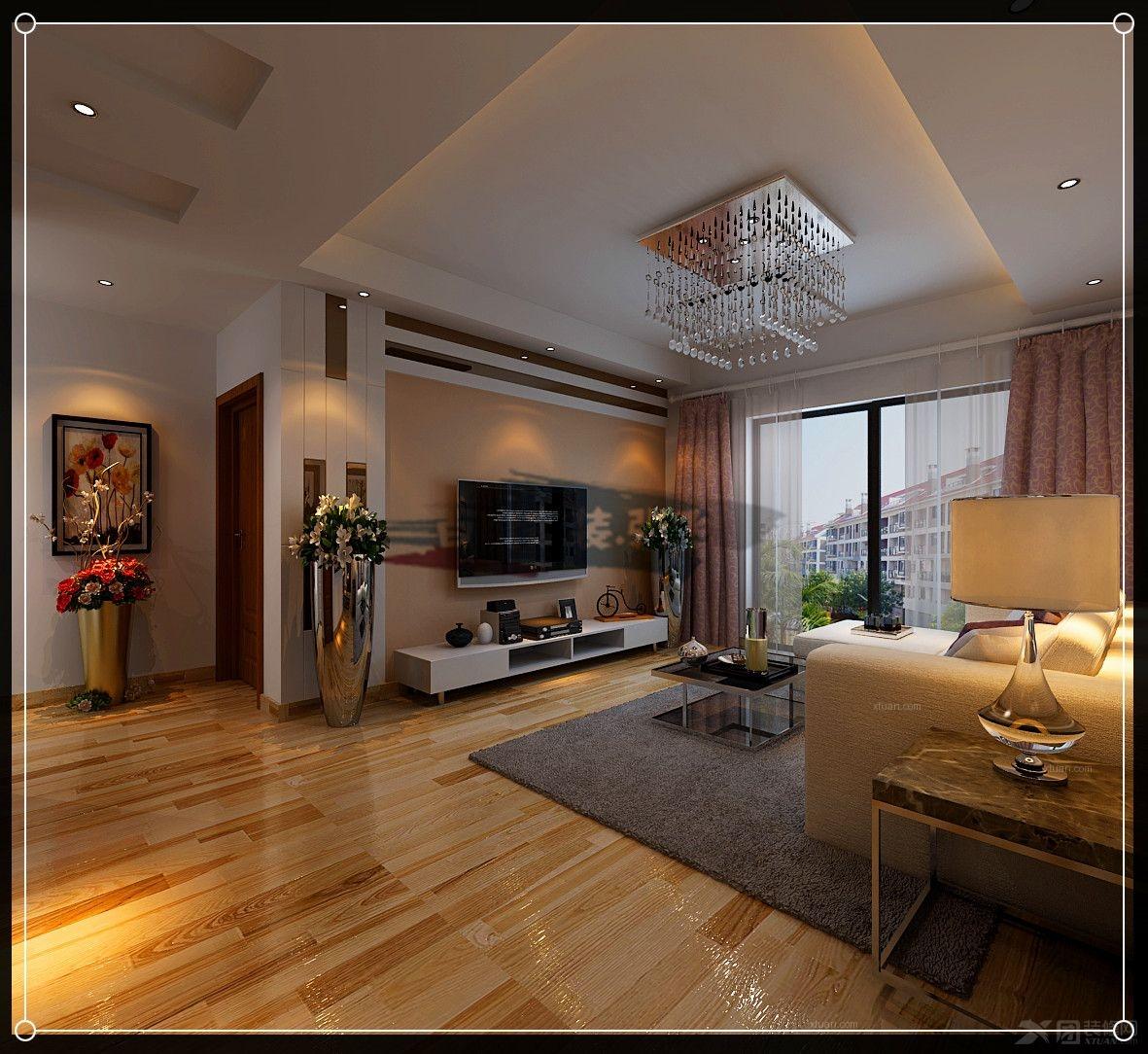 一厅现代简约 帮我出个设计方案 免费申请 三室一厅相关装修小贴士