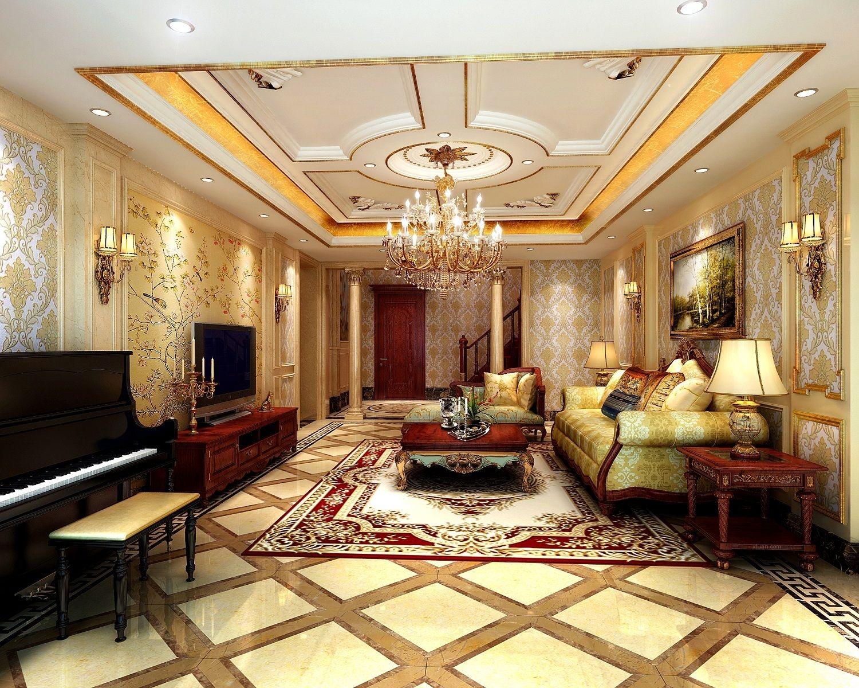复式楼欧式风格_珠江摩尔国际欧式人文化设计方案