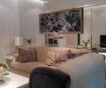 金地艺境88平米样板间装修实景图