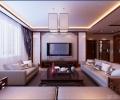 涵玉翠岭-中式风格-140平