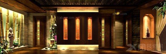 日式足疗会所设计案例