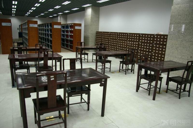 圖書館裝修設計