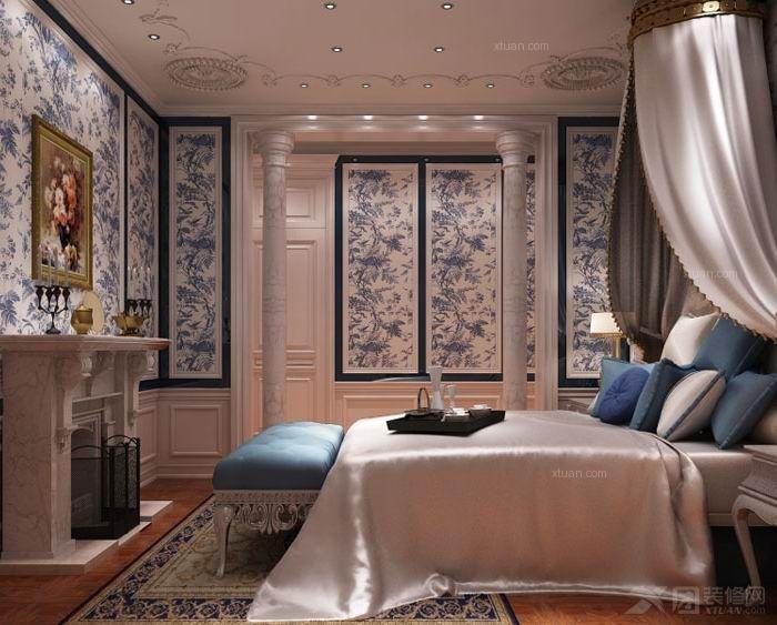 温哥华别墅320平新古典风格设计案例