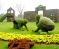 回忆童年花坛设计