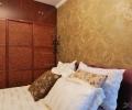米兰居装饰135平米三居地中海风格装修实景图