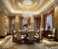 上海南郊别墅欧式新古典设计
