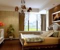 米兰居装饰110平米欧式风格三居室装修效果图