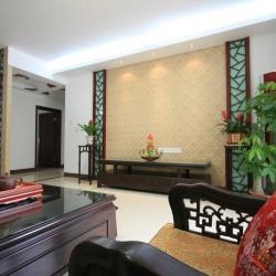 华南御景园-中式风格-装修设计
