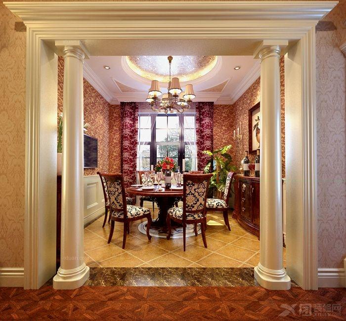 北京丽宫欧式奢华装修设计