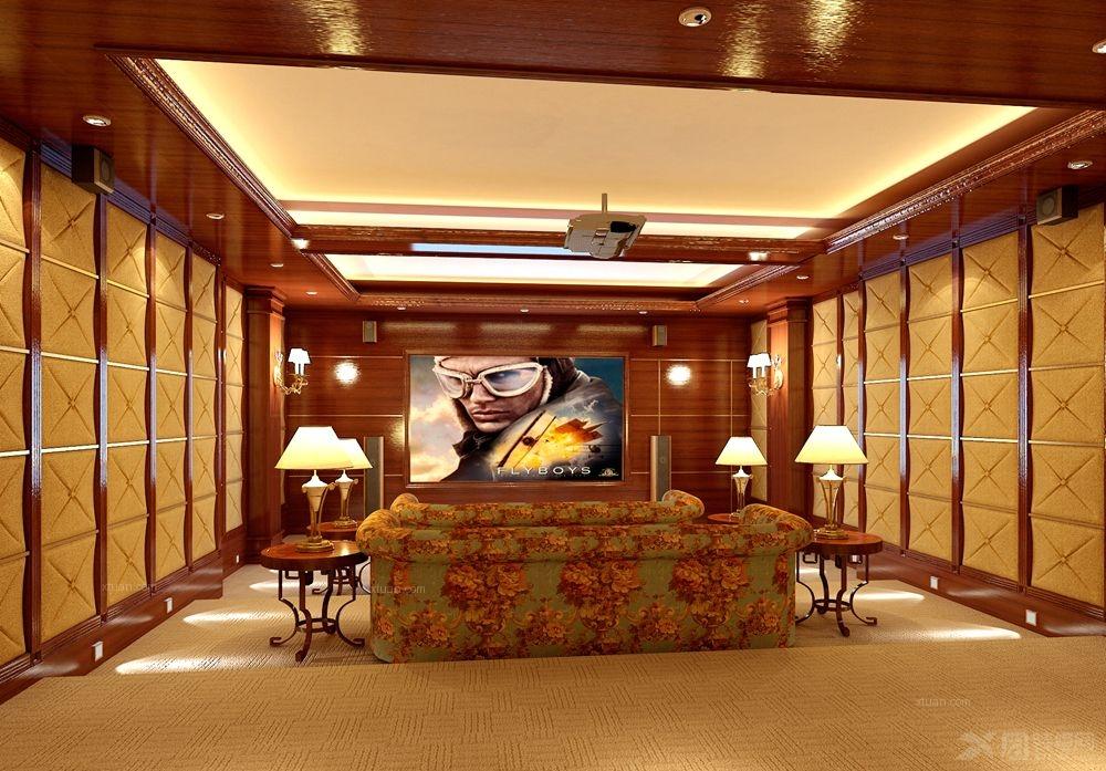 北京御墅欧式风格装修设计效果图