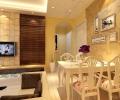 三创国际装饰+三室两厅