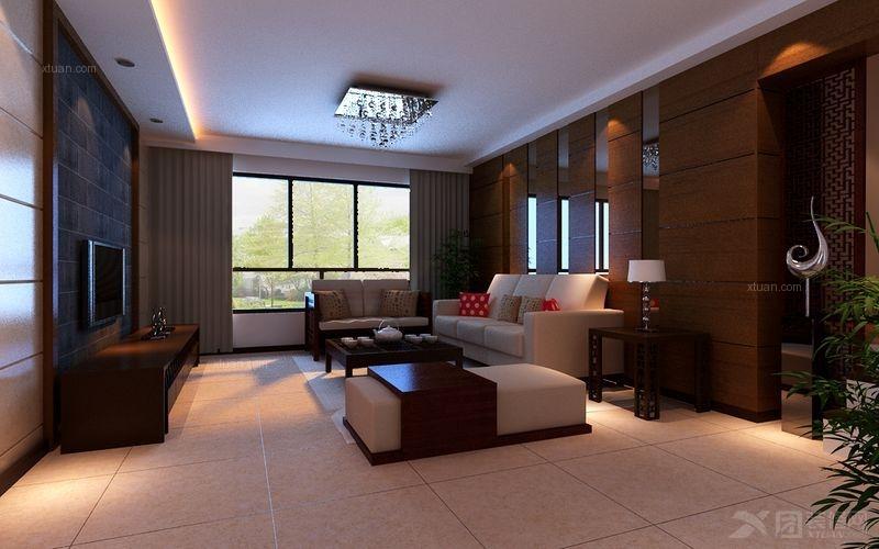 阿尔卡迪亚150平方四室两厅两卫户型
