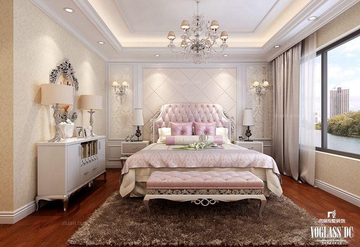 三居室简欧风格