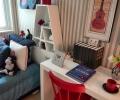 【米兰居装饰】保利拉菲90平米二居室样板间装修效果图