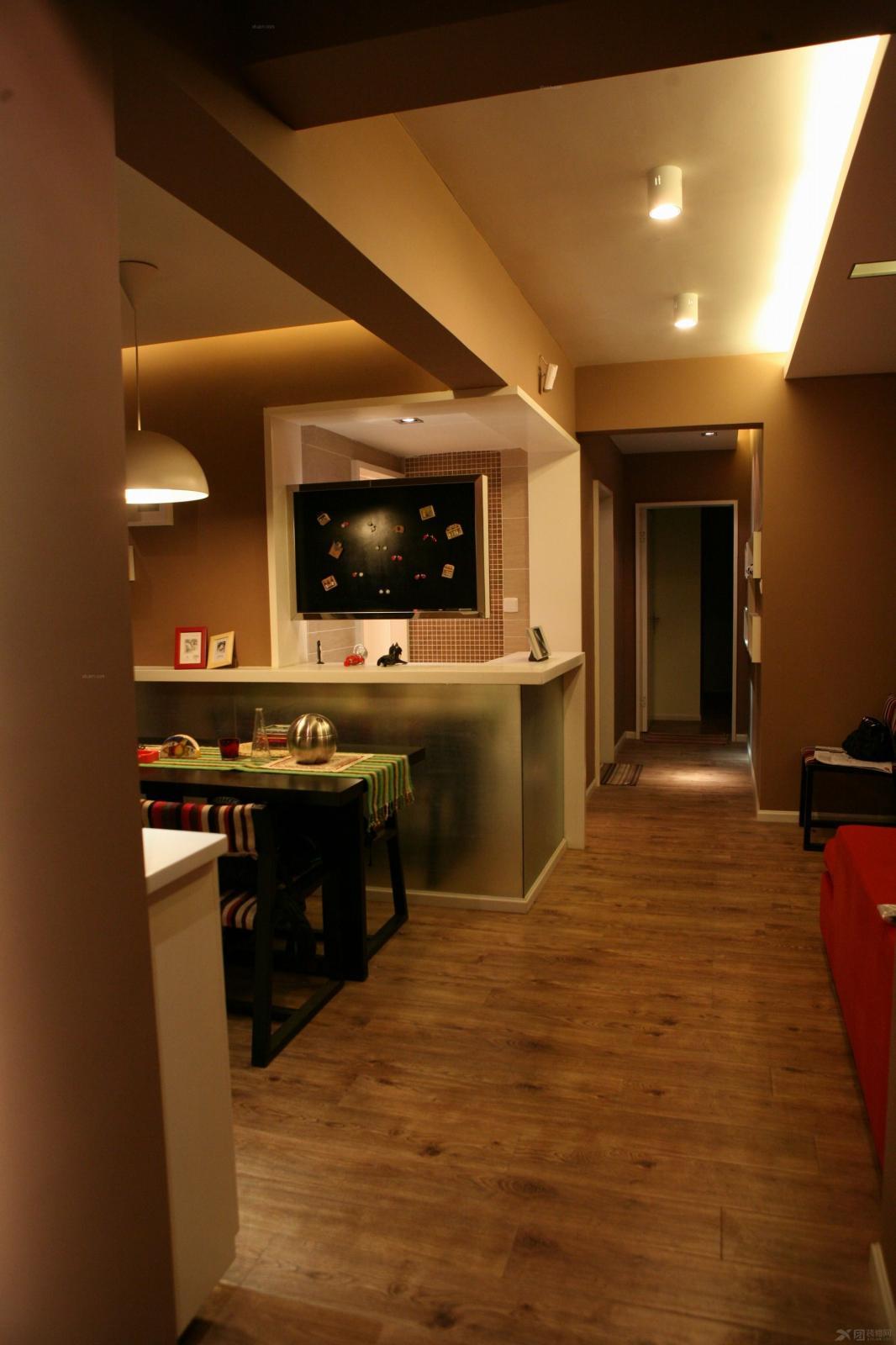 两室一厅现代简约