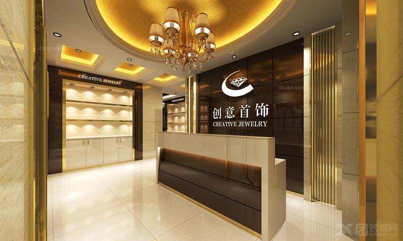 深圳创意首饰展厅