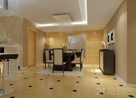 北京风景简约风格婚房案例