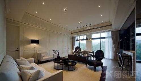 独栋别墅现代风格