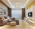 远洋一方89平米两居室现代简约风格