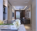 西安暖宅装饰  首创国际    简约风格