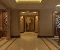 东岸国际锦苑四居室现代风格