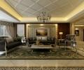 鼎盛创典装饰精心装修出东岸国际杨总四居室现代简约风格