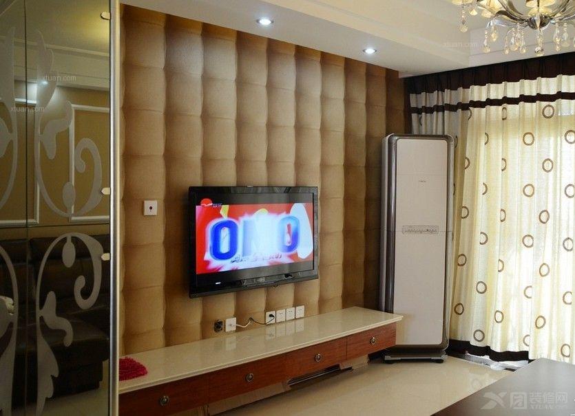 白领公寓简欧风格