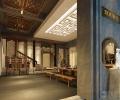 仿古式茶楼装修案例