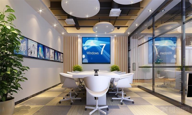 清华科技园 400平方办公室