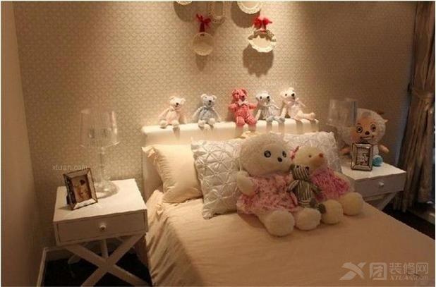 两居室欧式风格儿童房