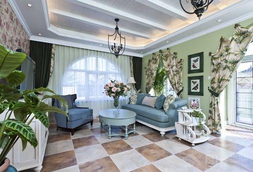 别墅地中海风格